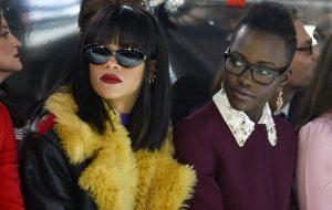 Rihanna e Lupita vão estrelar filme na Netflix inspirado numa fanfic do Twitter!