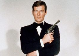 Roger Moore, o James Bond de sete filmes, morre aos 89 anos