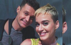 "Ryan Seacrest não está nada feliz de ganhar menos que Katy Perry no ""American Idol"""