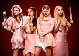 """""""Scream Queens"""" é cancelada após duas temporadas"""