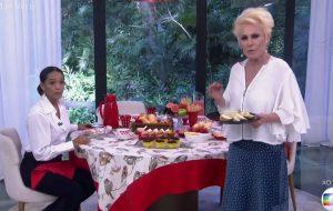 """Ana Maria serve abóbora no café da manhã e Taís Araújo faz """"desfeita"""": """"não vou comer"""""""