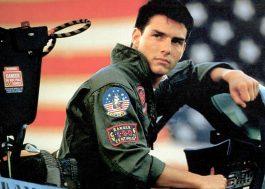 """Sequência de """"Top Gun"""" vai acontecer mesmo, confirma Tom Cruise!"""