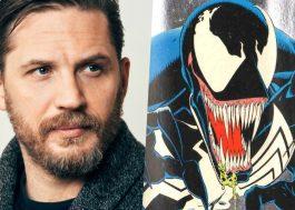 """CCXP 2017: vimos o Tom Hardy ao vivo direto do set de """"Venom""""!"""