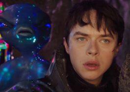 """""""Valerian e a Cidade dos Mil Planetas"""", de Luc Besson, ganha último trailer"""