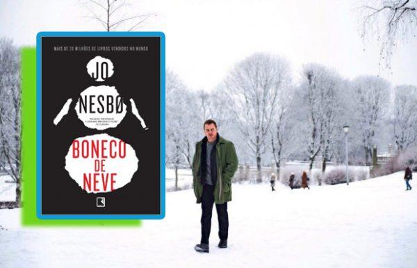 6Boneco de neve filme-livro