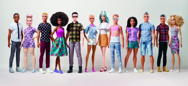 Barbie Fashionistas 2017 - A nova turma