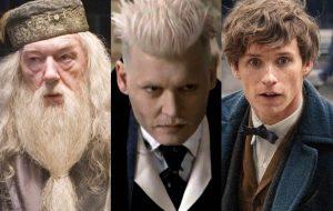 """Animais Fantásticos 2"" procura jovens para interpretar Dumbledore, Grindelwald e Newt"