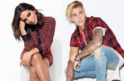 Anitta + Bieber