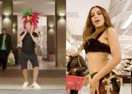 """Até o estilista da Dolce & Gabbana se rendeu a """"Paradinha"""", da Anitta!"""