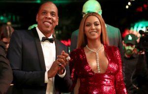 TMZ diz que Beyoncé e JAY-Z estão tentando patentear nomes dos gêmeos