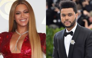 Beyoncé e The Weeknd estão na lista das celebridades mais bem pagas do último ano