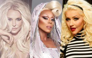 Britney, RuPaul, Xtina e outros artistas escrevem cartas para a comunidade LGBTQ