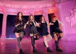 "BLACKPINK faz a festa no metrô em clipe de ""As If It's Your Last"""