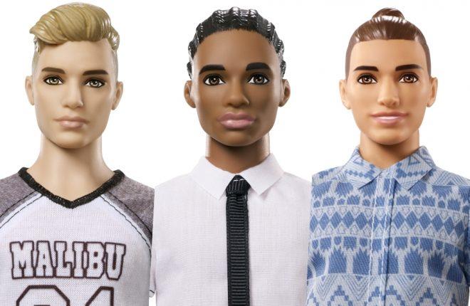 bonecos ken barbie