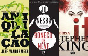 Nove livros para ler antes das histórias chegarem aos cinemas