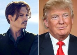 Johnny Depp faz piada sobre assassinar Donald Trump