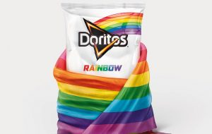 No Brasil, Doritos lança edição arco-íris em apoio à diversidade e inclusão