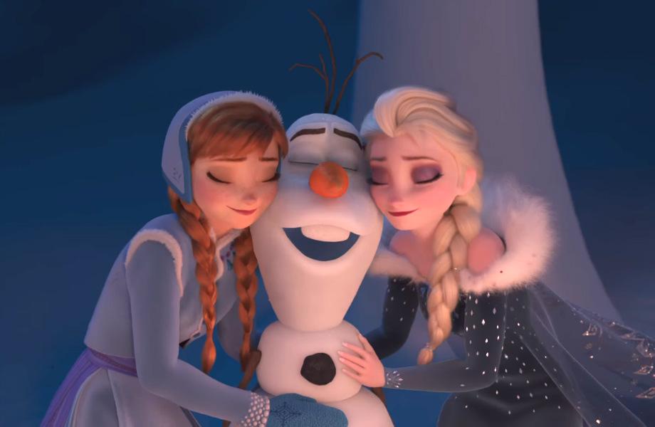 Olaf a estrela de novo curta de frozen que vai passar nos cinemas stopboris Images