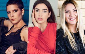 Halsey, Dua Lipa e Julia Michaels liberam suas novas músicas!