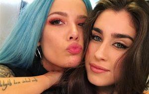 "Halsey e Lauren Jauregui apresentam ""Strangers"" ao vivo"