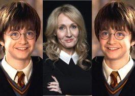 J.K. Rowling revela que existem dois Harry Potters