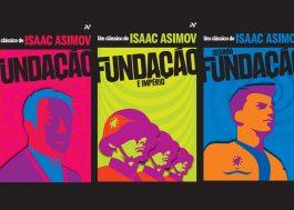 Isaac Asimov: mais uma vez tentam adaptar a Trilogia da Fundação para a TV
