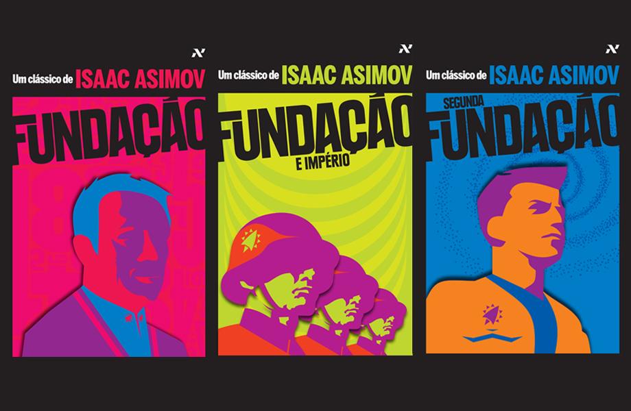 Fundação - Isaac Asimov Isaac