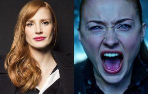 """Jessica Chastain pode ser a vilã de """"X-Men: Fênix Negra"""""""