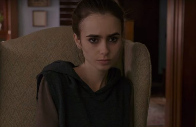 lily collins to the bone
