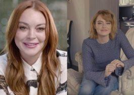 "Lindsay Lohan chama Emma Stone para fazer ""Meninas Malvadas 2"""