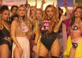 """O clipe de """"Power"""" das Little Mix é um festival de carão e poder"""