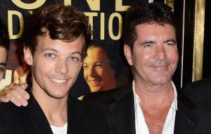 Louis Tomlinson, do 1D, assina contrato com gravadora de Simon Cowell