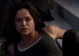 "Michelle Rodriguez ameaça deixar ""Velozes e Furiosos"""