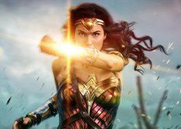 """""""Mulher-Maravilha"""" é o filme mais comentado do ano no Twitter"""