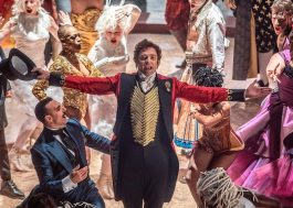"Hugh Jackman é o ""showman"" P.T. Barnum no trailer de ""O Rei do Show"""