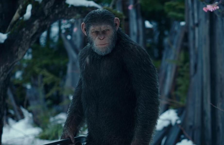 """Planeta dos Macacos: A Guerra"" ganha último trailer"