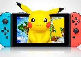 Nintendo está fazendo um RPG de Pokémon para o Switch!