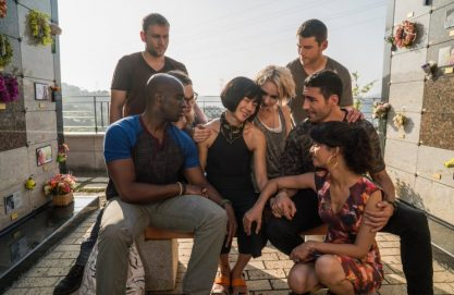 Data do fim de Sense8