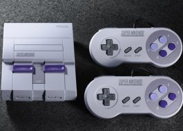 Nintendo anuncia SNES Classic Edition, versão mini do Super Nintendo!