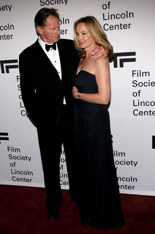 NEW YORK - APRIL 17: (U.S. TABS AND HOLLYWOOD REPORTER OUT) Actors Sam Shepard and Jessica Lange attend The Film Society of Lincoln Center honors Jessica Lange at Avery Fisher Hall April 17, 2006 in New York City. (Photo by Paul Hawthorne/Getty Images)