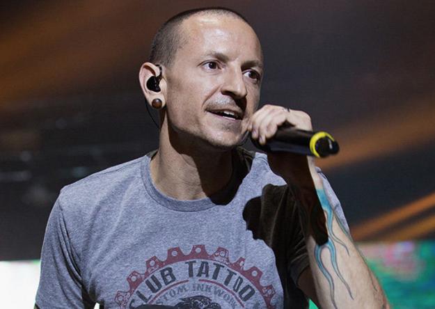 Linkin Park suicidio enforcamento Chester Bennington