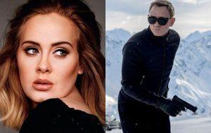 Adele e Daniel Craig podem voltar para novo 007