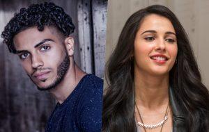 Mena Massoud e Naomi Scott serão Aladdin e Jasmine no filme live-action da Disney