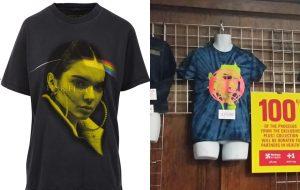 Arcade Fire cutuca Kylie e Kendall Jenner com própria versão de camiseta