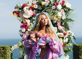 Beyoncé divulga primeira foto dos gêmeos
