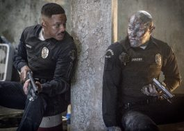 """Bright"", filme da Netflix com Will Smith, ganha trailer na Comic-Con"