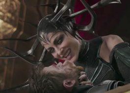 """Cate Blanchett é a vilã mais musa da Marvel nesse trailer de """"Thor: Ragnarok"""""""