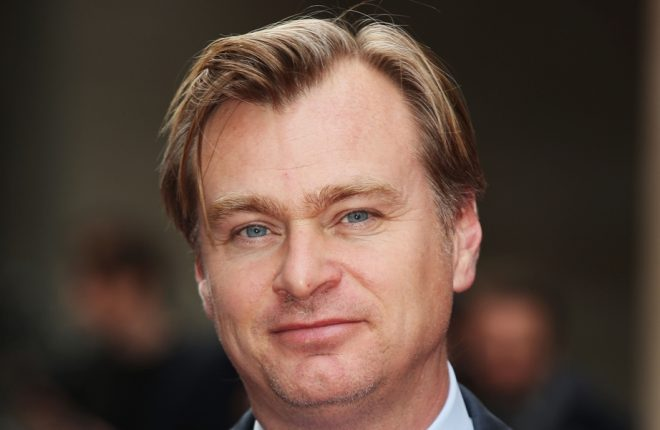 LONDON, ENGLAND - MARCH 29:  Christopher Nolan attends the Jameson Empire Awards 2015 at Grosvenor House Hotel on March 29, 2015 in London, England.  (Photo by Tim P. Whitby/Getty Images)