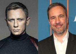 """Denis Villeneuve e mais dois diretores estão cotados para dirigir novo """"007"""""""