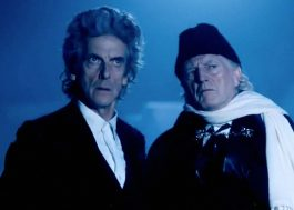 "Peter Capaldi encontra o 1º Doutor no especial de Natal do ""Doctor Who"""